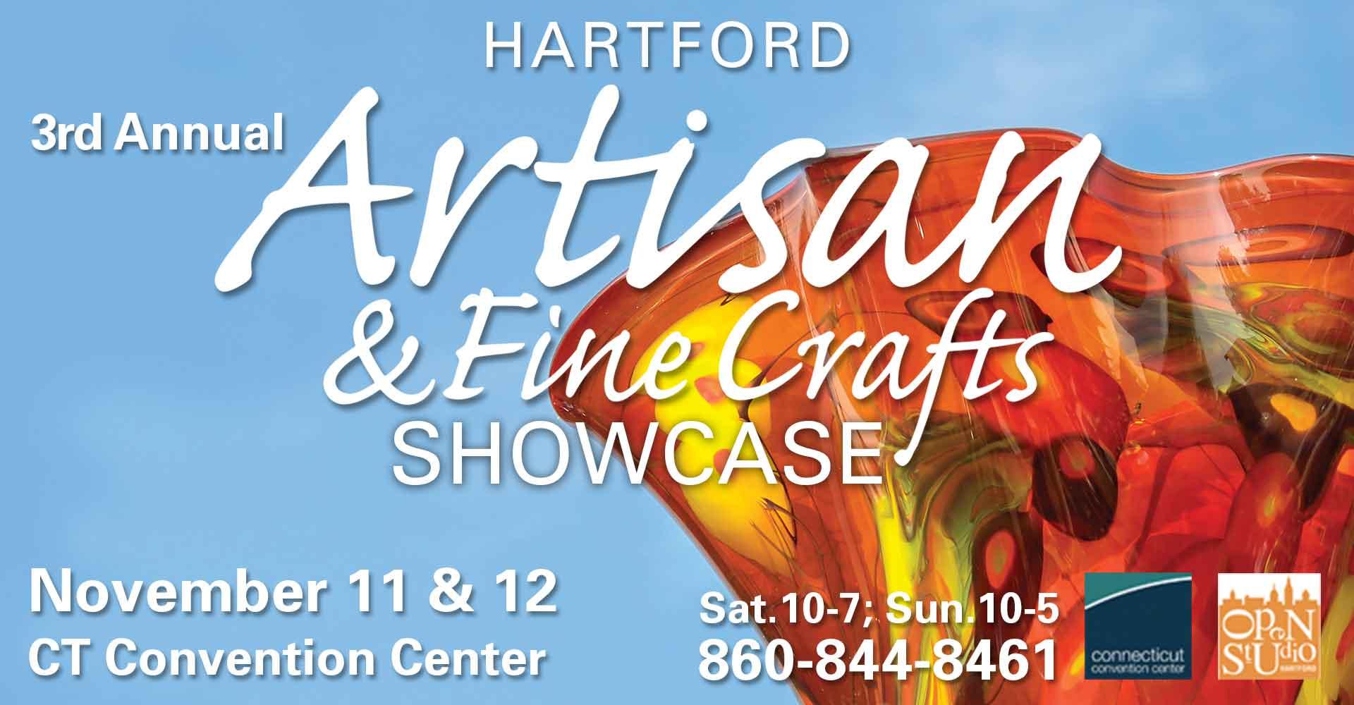 Hartford Artisan Fine Crafts Showcase
